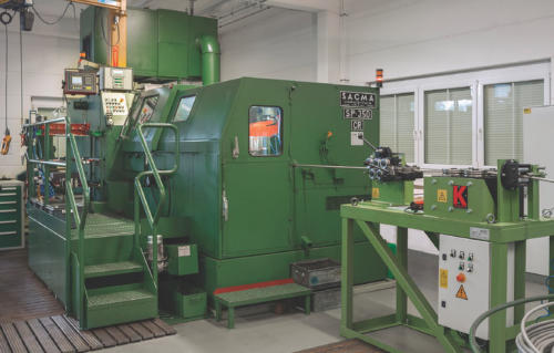COMPART Z.Dziembowski Stud & Nut Welding - presses for welding studs (www.heinz-soyer.pl, www.soyer.co)